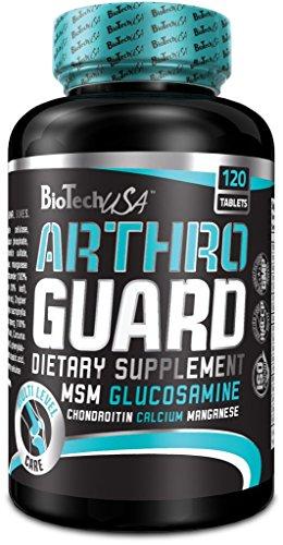 Guard 120 Tabletten (Biotech USA Arthro Guard, 120 Tabletten (2er Pack))