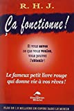 Ca fonctionne ! Le fameux petit livre rouge qui donne vie à vos rêves !...