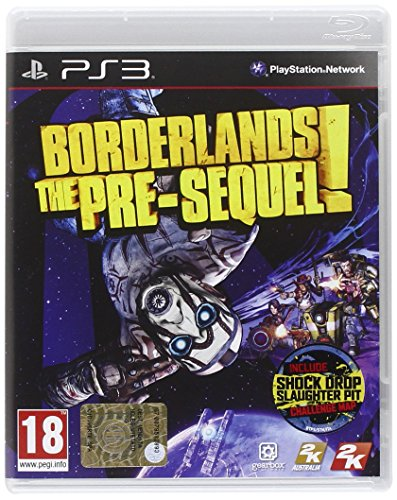 Borderlands The Pre-Sequel!