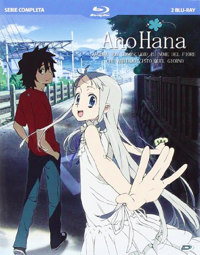 Ano Hana - Serie Completa (Eps 01-11) (2 Blu-Ray)