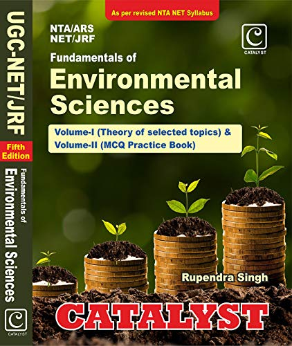 Fundamentals of Environmental Sciences, Theory & MCQ Practice Book, Fifth Edition