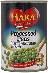 Mara Processed Peas, 400 g