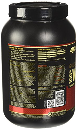 Zoom IMG-2 optimum nutrition gold standard 100