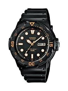 Casio Collection Men's Watch MRW-200H-1EVEF (B005FEYC2S) | Amazon price tracker / tracking, Amazon price history charts, Amazon price watches, Amazon price drop alerts