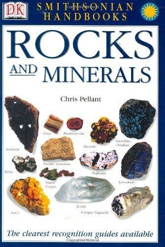 Smithsonian Handbooks: Rocks & Minerals (Smithsonian Handbooks) by Pellant, Chris (2002) Paperback