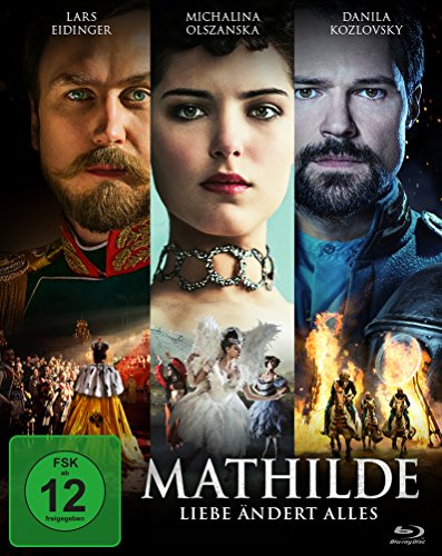 Mathilde - Liebe ändert alles [Blu-ray]