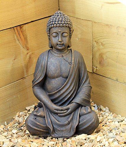 home-garden-adorno-de-jardn-grande-39-cm-efecto-piedra-para-exterior-e-interior-diseo-de-buda-tailan