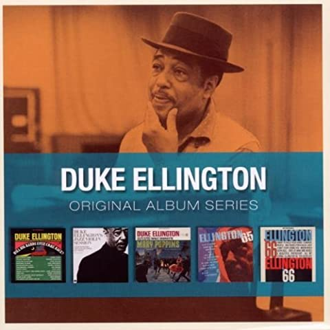 Original Album Series: Will Big Bands Ever Come Back ? / Duke Ellington's Jazz Violin Session / Mary Poppins / Ellington '65 / Ellington '66 By Duke Ellington and His Orchestra (2010-03-01)
