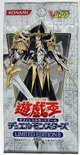 [Yu-Gi-Oh Single Pack] Pack] Pack] LIMITED EDITION 8 (Limited Edition 8) Eternal R pack Ultra Rare LE8 (japan import)   De Gagner Une Grande Admiration  043c7a