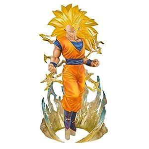Bandai - Figurine Dragon Ball Z - Son Gokou Super Saiyan 3 Figuarts Zero - 4549660038054 8