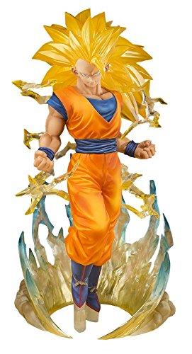 Bandai - Figurine Dragon Ball Z - Son Gokou Super Saiyan 3 Figuarts Zero - 4549660038054 1