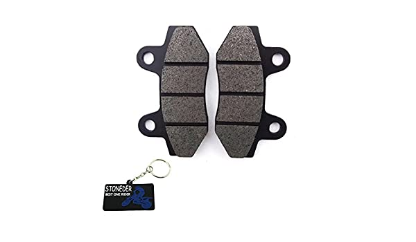 STONEDER Disc Caliper Brake Pads Shoes For Chinese Pit Dirt Motor Trail Bike Motorcycle 50cc 70cc 90cc 110cc 125cc 140cc 150cc 160cc
