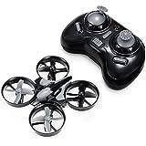 REALACC H36 Mini Remote Control Drone 2.4G 4CH 6 Axis Gyro Headless Mode One Key Return RC Toys Micro Nano UFO Quadcopter Drone RTF Mode 2