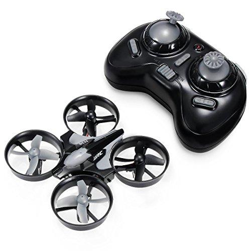 Mini Quadrocopter Drohne, JJRC H36 Mini Quadcopter Drone Spielzeug Geschenk Kinder Anfänger Grau