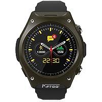 Luoov Q8esterno resistente all' acqua IP67Bluetooth sport Smart Watch orologio