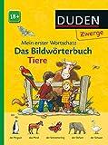 DUDEN Pappbilderbücher 18+ Monate: Das Bildwörterbuch - Tiere: ab 18 Monaten