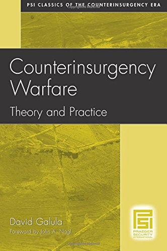 Counterinsurgency Warfare: Theory and Practice (PSI Classics in the Counterinsurgency Era)