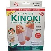 Original Kinoki Detox Fusspads - Vital Plaster für die Füße im 10er Sparpack = 100 Pads - As seen on TV! preisvergleich bei billige-tabletten.eu