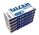 500 Gizeh Fresh cliq Hülsen Mentholkapsel Menthol-Click 5x100
