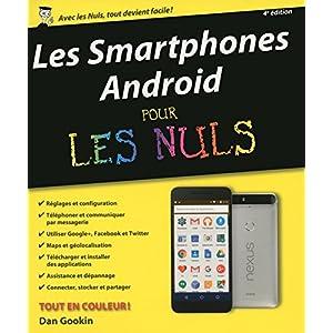 Les Smartphones Android pour les Nuls, nouvelle édition