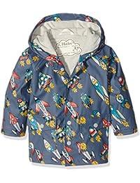 Hatley Raincoat-Retro Rockets, Impermeable para Niños