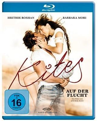 Kites - Auf der Flucht (Blu-ray)