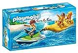 Playmobil - 6980 - Vacanciers + Jet Ski et Banane