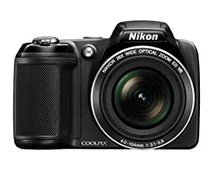 Nikon Coolpix L320 ( 16.44 Megapixel,26 -x opt. Zoom (3 Zoll Display) )