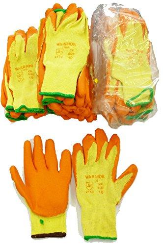 24-pares-de-naranja-y-amarillo-de-latex-guantes-de-trabajo-constructores-tamano-extra-grande-10-grip