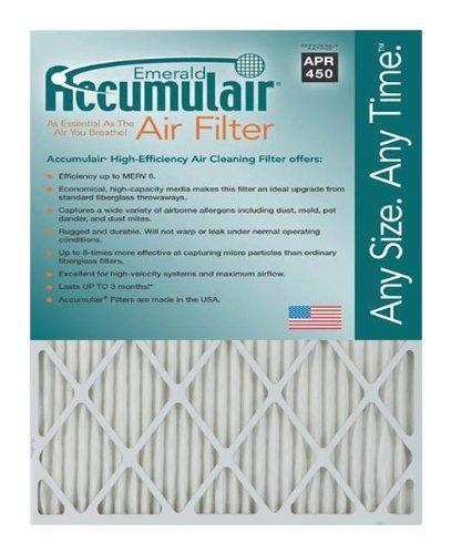erv 6Air Filter/Ofen Filter (4Pack) ()