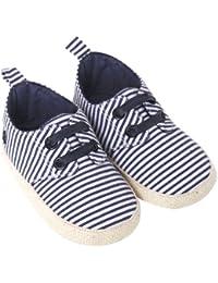 JoJo Maman B��b�� D2207NAV1218 - Espadrilles per neonato, blu marino