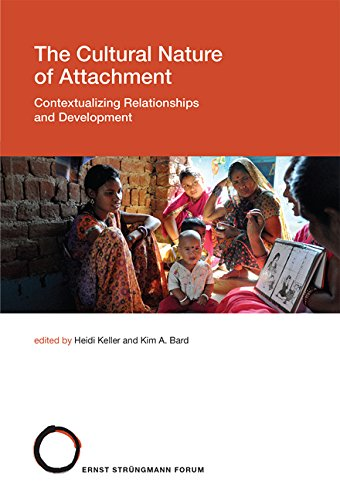 The Cultural Nature of Attachment: Contextualizing Relationships and Development (Strungmann Forum Reports)