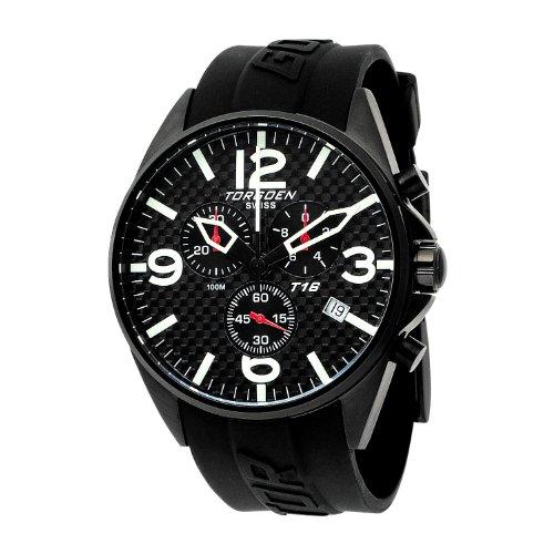 Torgoen T16302 - Cronografo da uomo