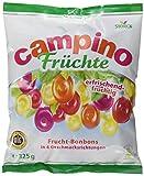 Campino Früchte - Fruchtig-erfrischende Lutschbonbons in verschiedenengeschmacksrichtungen wie Kirsche & Orange - (15 x 325g Beutel)