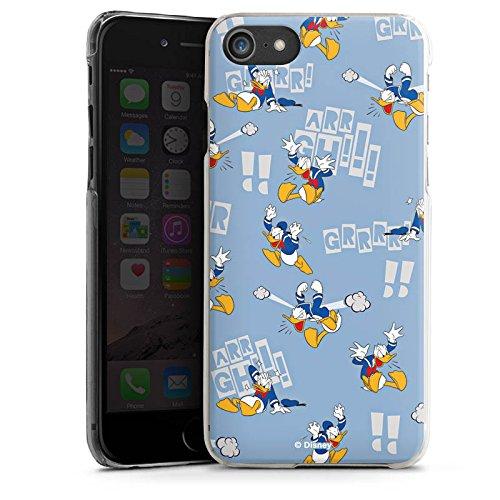 Apple iPhone X Silikon Hülle Case Schutzhülle Disney Donald Duck Geschenke Fanartikel Hard Case transparent