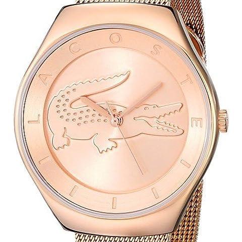 Reloj solo tiempo para mujer Lacoste Valencia Casual Cod. law2000872
