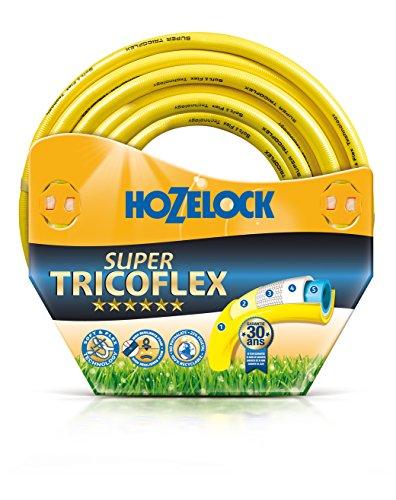 Hozelock Garden Hose Super Tricoflex Ultimate-Multicoloured, Ø 30mm-50m