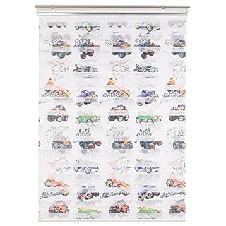 Asir Group LLC 738GRC6608Gravel Blind Multi-Coloured