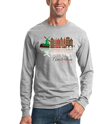 billion-group-amsterdam-skyline-city-collection-mens-unisex-sweatshirt-gris-small