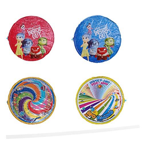 Jiamins 1pc Magic Flying Disc Untertasse UFO Air Hover Luftballons, Kinder Spielen Im Freien Toy Park Spiel (Park Spielen Im Freien)