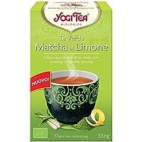 yogi tea te' verde matcha al limone 17 bustine preisvergleich bei billige-tabletten.eu