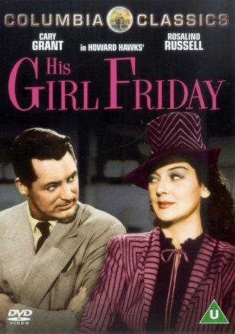 Preisvergleich Produktbild His Girl Friday [DVD] [1940] by Cary Grant