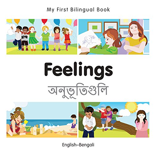 Feelings (My First Bilingual Book)
