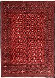 CarpetVista Afghan Teppich 198x281 Orientalischer Teppich