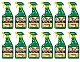 Scotts Celaflor GmbH NATUREN Bio Schädlingsfrei Zierpflanzen 9 l - Sprühmittel mit natürlichem Wirkstoff gegen Schädlinge in Allen Stadien