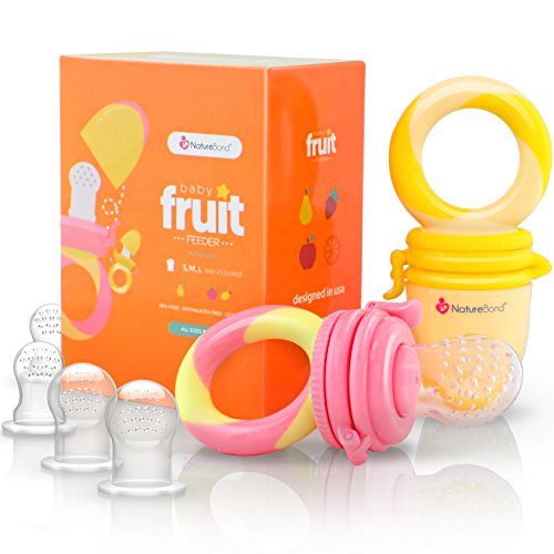 NatureBond Baby Food Feeder /...