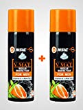 #7: V MAT SHAVING FOAM 400g 2set