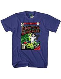 Bathroom Wall Spaced Inspired Doktor Mandrake, Men's T-Shirt
