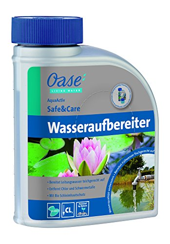 OASE Enthält natürliche Mineralien und fördert so die Farbenpracht der Fische