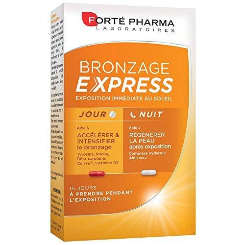 Forté Pharma Bronzage Express   Complément alimentaire pour intensifier le hâle pendant...